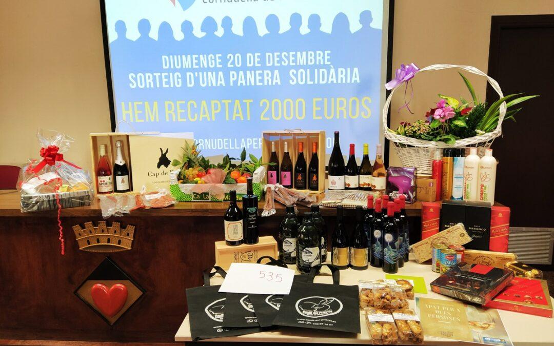 Cornudella de Montsant, suma 2000€ per La Marató 2020!